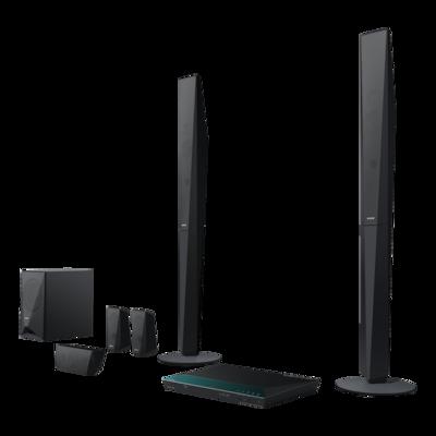 Hệ thống âm thanh Blu-ray Home Cinema BDV-E4100