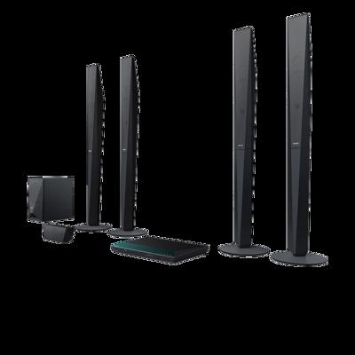 Hệ thống âm thanh Blu-ray Home Cinema BDV-E6100