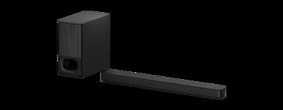 Hệ thống loa thanh 2.1 kênh với loa Subwoofer HT-S350