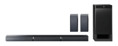 Hệ thống loa thanh Home Cinema 5.1 HT-RT3