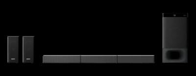 Hệ thống loa thanh Home Cinema 5.1 HT-S500RF